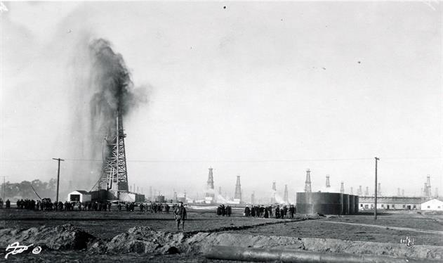 Bell Blowout, 1923
