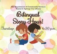Bilingual Story Hour