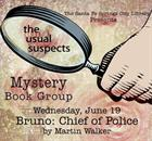 Usual Suspects Mystery Book Group