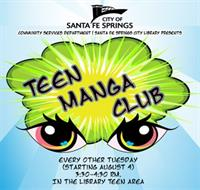 Teen Manga Club