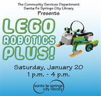 Lego Robotics Plus