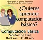 Computer Classes en Español